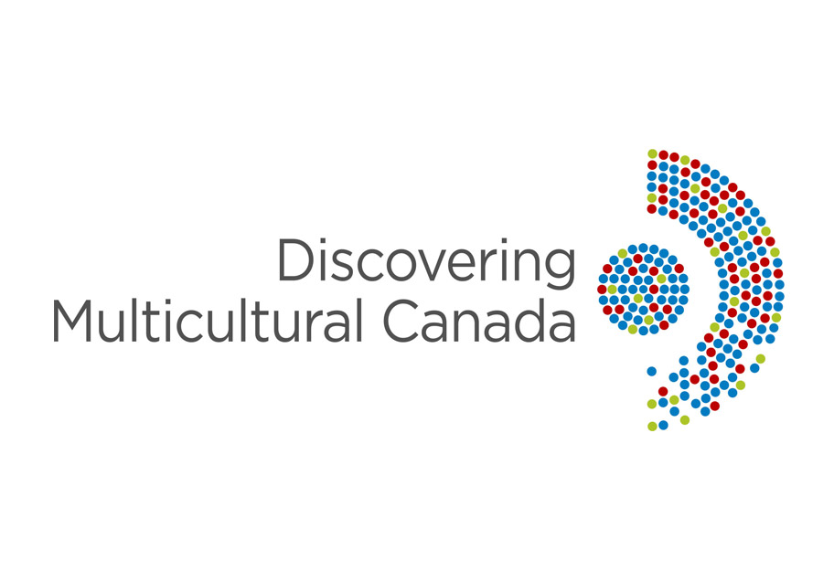 Discovering Multicultural Canada brand logo