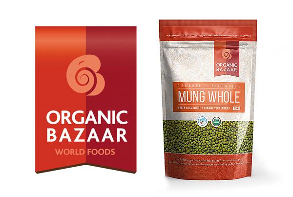 Organic Bazaar Branding